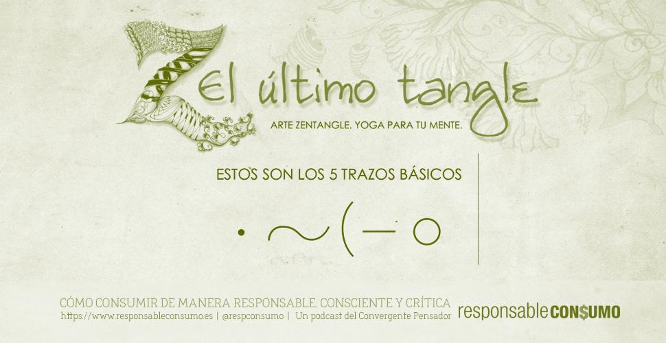 El últmo tangle primera academia de Zentangle en Madrid España